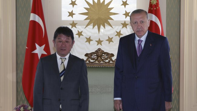 Japonya'dan Türkiye'de yaşayan Suriyeli göçmenler için 410 milyon dolarlık kredi