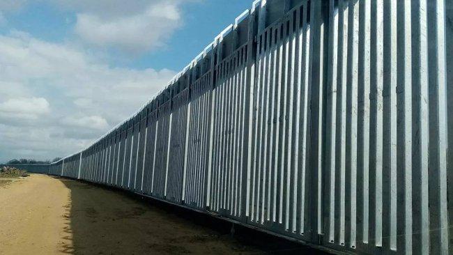 Yunanistan'dan Türkiye sınırına çelik duvar