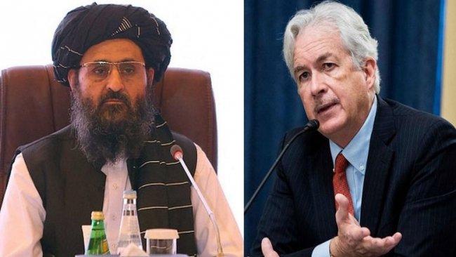 CIA Başkanı ile Taliban lideri Kabil'de görüştü