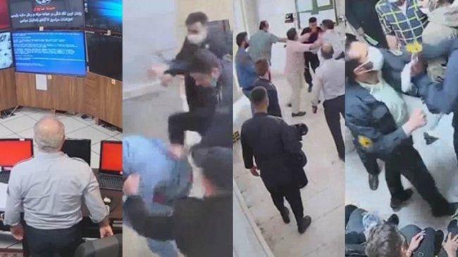 Hackerler güvenlik kameralarının görüntülerini paylaştı, cezaevindeki işkence ortaya çıktı