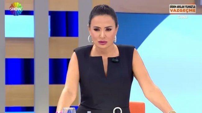 Kürtçe konuşan kadını yayından alan sunucu Didem Arslan Yılmaz'a tepki yağdı