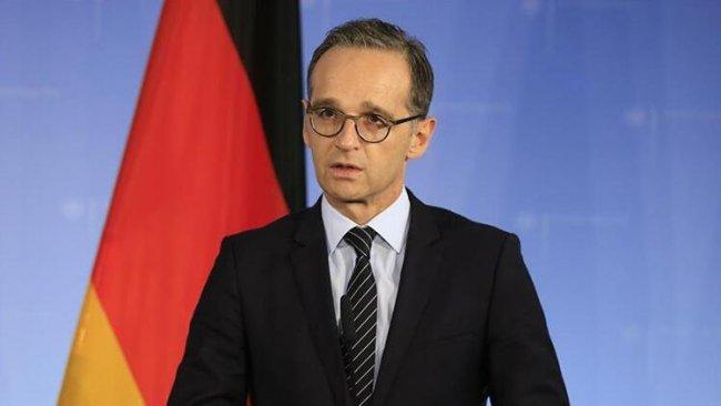 Almanya Dışişleri Bakanı Maas'tan Türkiye'ye ziyaret