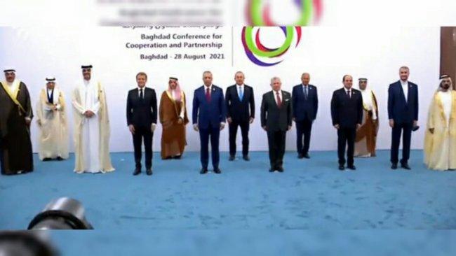 Bağdat'ta 'Komşu ve Bölge Ülkeler İşbirliği ve Dayanışma Zirvesi'