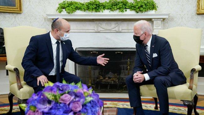 Biden'dan İsrail'e İran garantisi