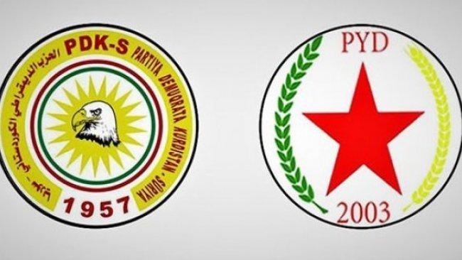 PDK-S, PYD'nin kaçırdığı parti üyelerinin isim listesini yayınladı