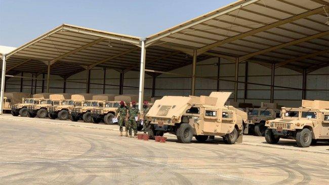ABD'den Peşmerge'ye zırhlı araç ve lojistik destek