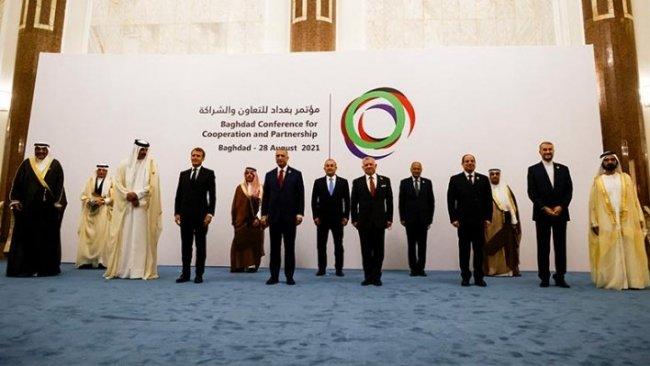 Bağdat Konferansı sonuç bildirgesi açıklandı