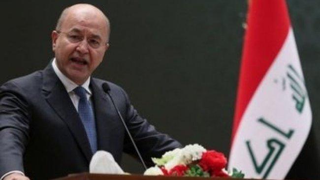 Berhem Salih: Irak'ı artık bu anayasa ve mevcut sistemle yönetmek mümkün değil
