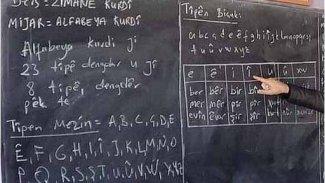 Diasporada Kürt çocuklarına 'anadil eğitimi' projesi