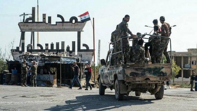 Suriye'nin güneyinde rejim askerlerine saldırı: 7 ölü, 12 yaralı