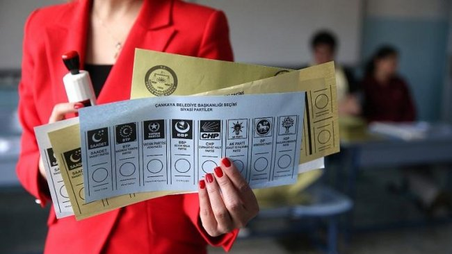 Anket: 'Bu pazar seçim olsa hangi siyasi partiye oy verirsiniz?'
