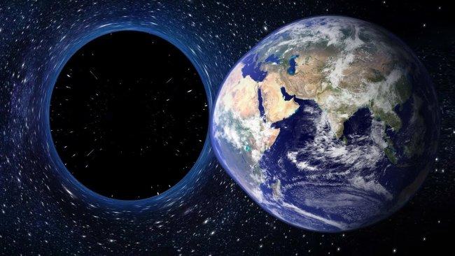 Yeni karadelik araştırması: Samanyolu'ndaki her şeyi yok edebilir