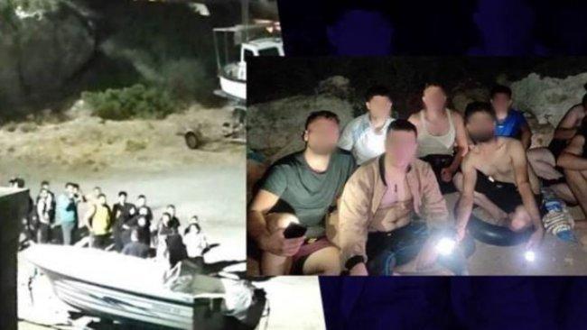Yunanistan'a geçmek isteyen 58 Kürt göçmenin akıbeti belirsiz