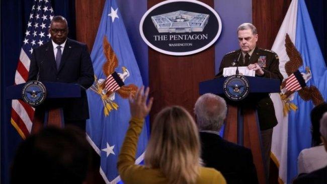 ABD Genelkurmay Başkanı: Taliban ile işbirliği mümkün