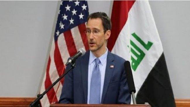 ABD: Irak'ta kalıcıyız