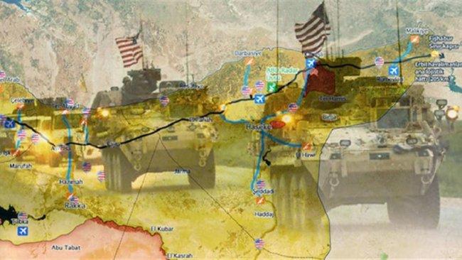 ABD heyeti, Ankara'nın şartını DSG'ye bildirdi: PKK çıkmalı
