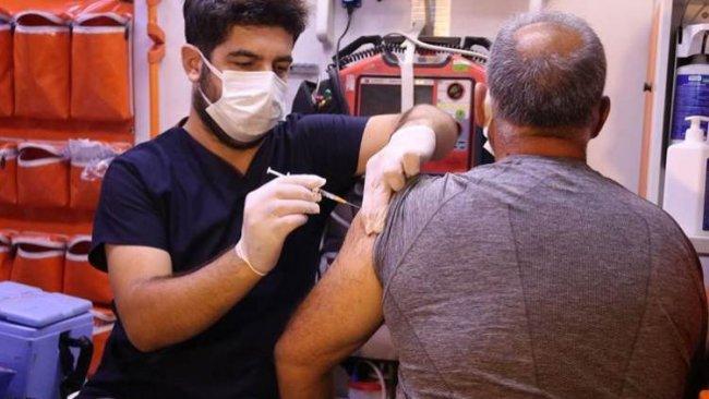 Bitlis, Batman ve Bingöl ilk doz aşıda yüzde 65'in üzerine çıktı
