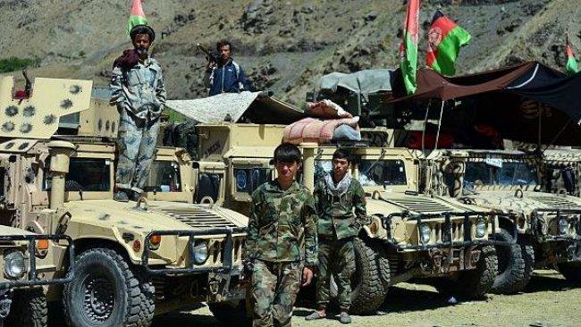 Pencşir'de Taliban'a karşı direniş sürüyor