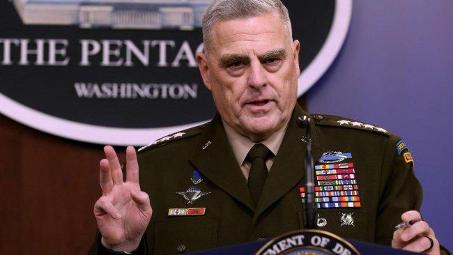 ABD Genelkurmay Başkanı: Afganistan iç savaşa doğru gidiyor
