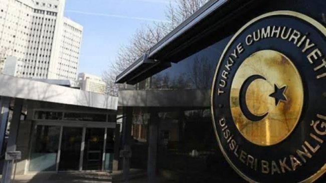 Ankara'dan Kerkük ve Mahmur saldırılarına kınama