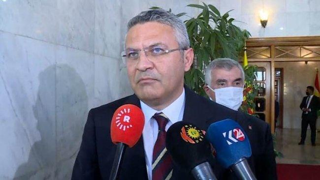 CHP heyetinden Erbil ziyaretine ilişkin açıklama