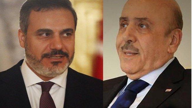 'Hakan Fidan Esad yönetimiyle Bağdat'ta görüşecek'