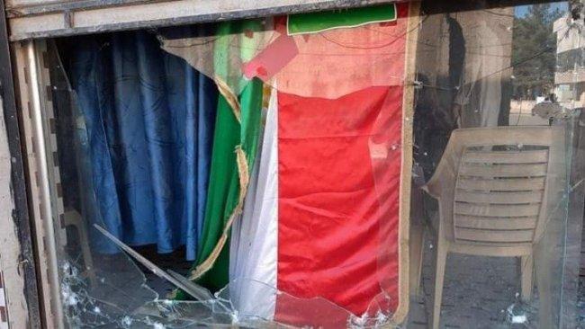 Rojava'da ENKS ofisine bombalı saldırı!