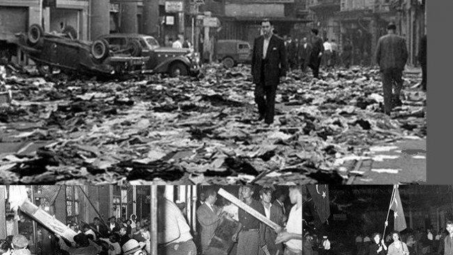 PAK: 6-7 Eylül 1955'te Gerçekleştirilen Irkçı Saldırıları Lanetliyoruz