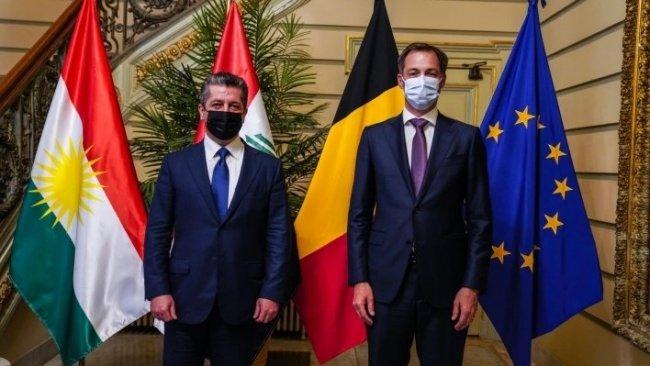Belçika Kürdistan Bölgesi'nde yatırımlara başlıyor