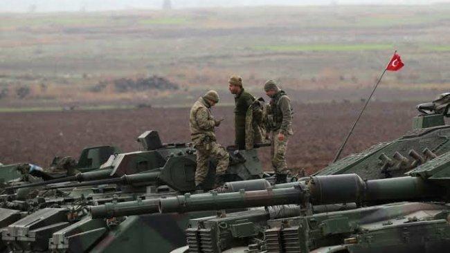 Suriye'de TSK üs bölgesine roketli saldırı!