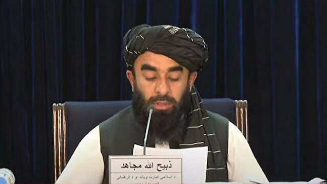 Taliban, hükümet üyelerini açıkladı