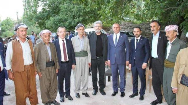 CHP'den Şemdinli'ye ziyaret