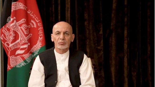 Eski Afganistan Cumhurbaşkanı Eşref Gani özür diledi