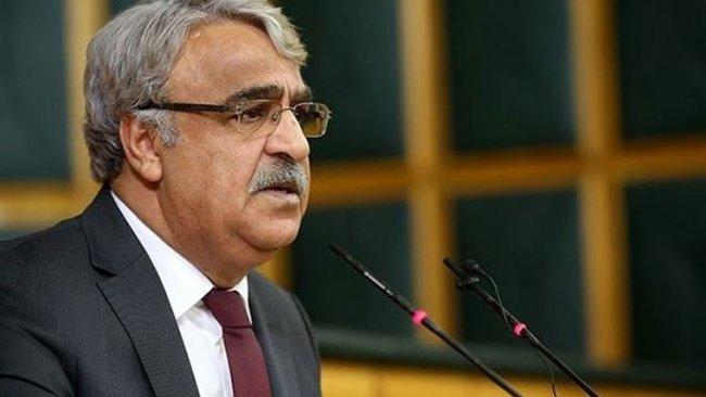 Mithat Sancar: HDP ortak aday çıkarılması fikrine açıktır