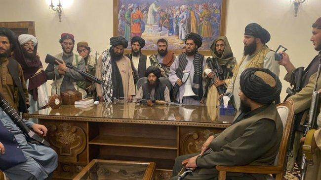AB'den Taliban açıklaması
