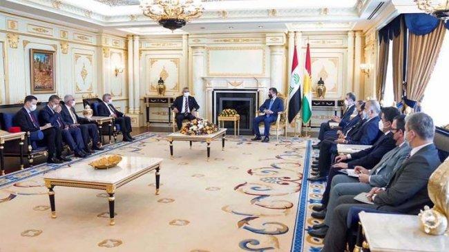 CHP'nin Kürdistan Bölgesi ziyareti ne anlama geliyor?