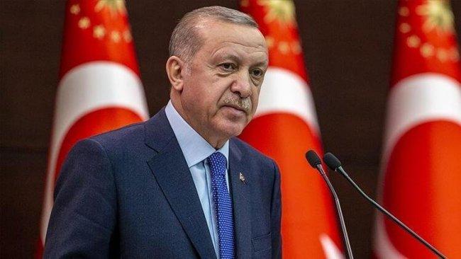 Erdoğan: Türkiye tek başına bırakıldı