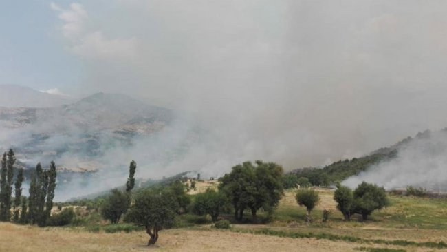 İran'dan Kürdistan Bölgesi sınırına saldırı
