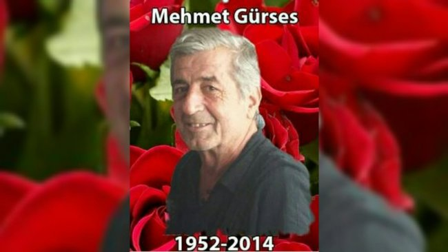 Mehmet Gürses'i Anarken