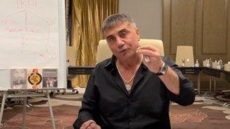Sedat Peker: Suriye'ye gidiyorum