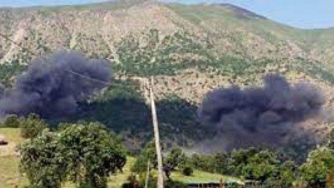 İran Kürdistan Bölgesi sınırını yine bombaladı