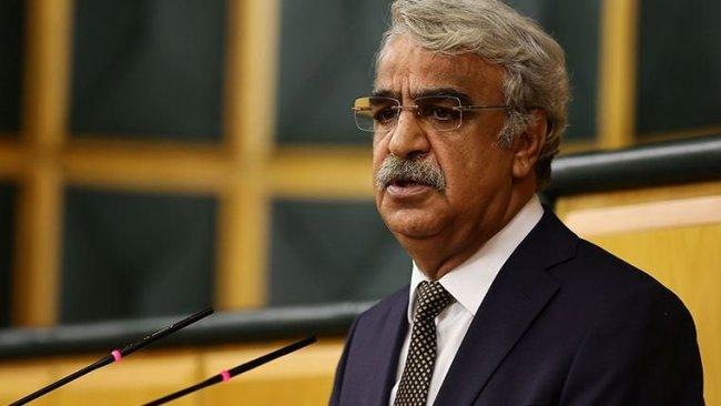 Sancar: HDP'nin kilit güç olduğunu herkes biliyor
