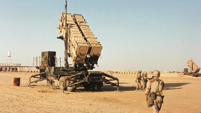 ABD,Suudi Arabistan'dan hava savunma sistemlerini çekti