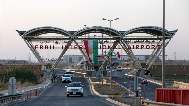 Erbil Havalimanı yönetiminden seferlere ilişkin açıklama
