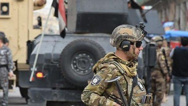 IŞİD Kerkük'te Irak polisine sadırdı:Ölü ve yaralılar var!