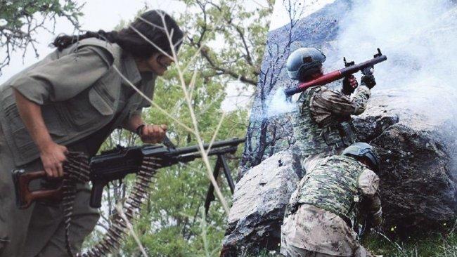 Metina'da çatışma: 1 asker hayatını kaybetti