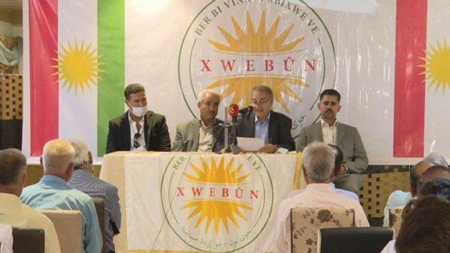 Rojava'da yeni kurulan Xwebûn Hareketi Başkanı'ndan açıklama