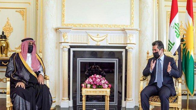 Suudi Arabistan Büyükelçisi'nden Kürdistan Bölgesi'nin rolüne vurgu