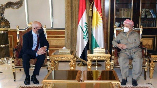 Başkan Barzani'den İngiltere'ye teşekkür