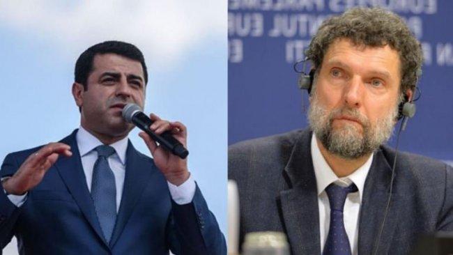 Avrupa Konseyi Bakanlar Komitesi, Kavala ve Demirtaş için toplanacak